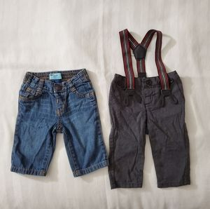 Kids Boys 3M Overalls And Jeans